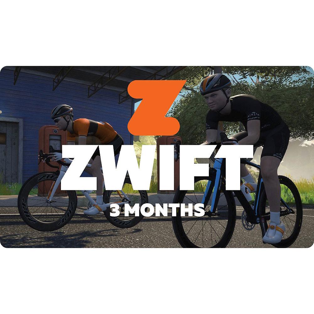 Image of Abonnement Zwift (3 mois) - Multicouleur, Multicouleur