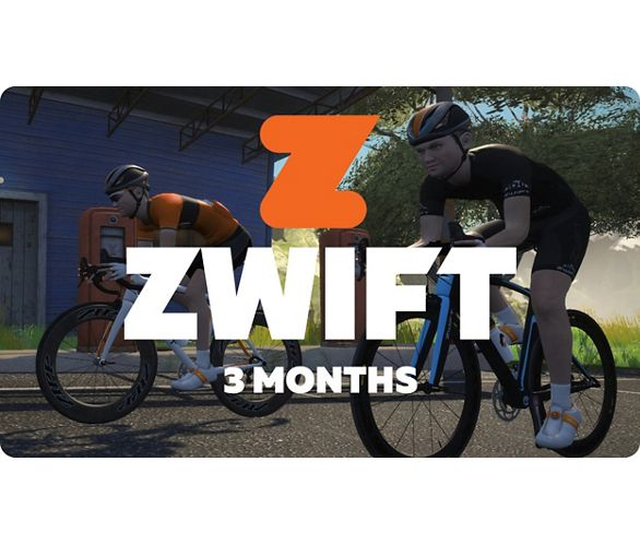 Zwift 3 Month Membership   Chain Reaction Cycles