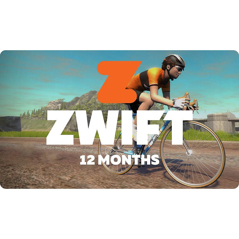 Image of Abonnement Zwift (12 mois) - Multicouleur, Multicouleur
