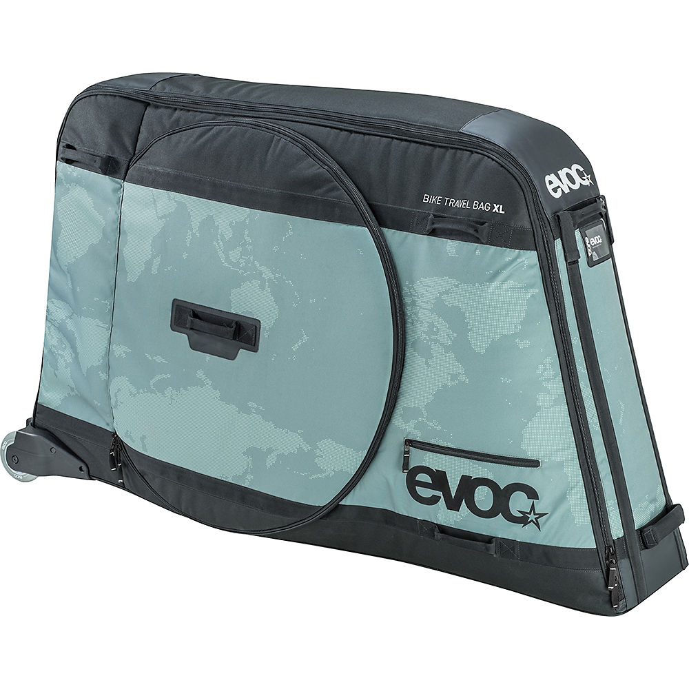 Evoc Bike Travel Bag XL (320L) - Aceituna, Aceituna