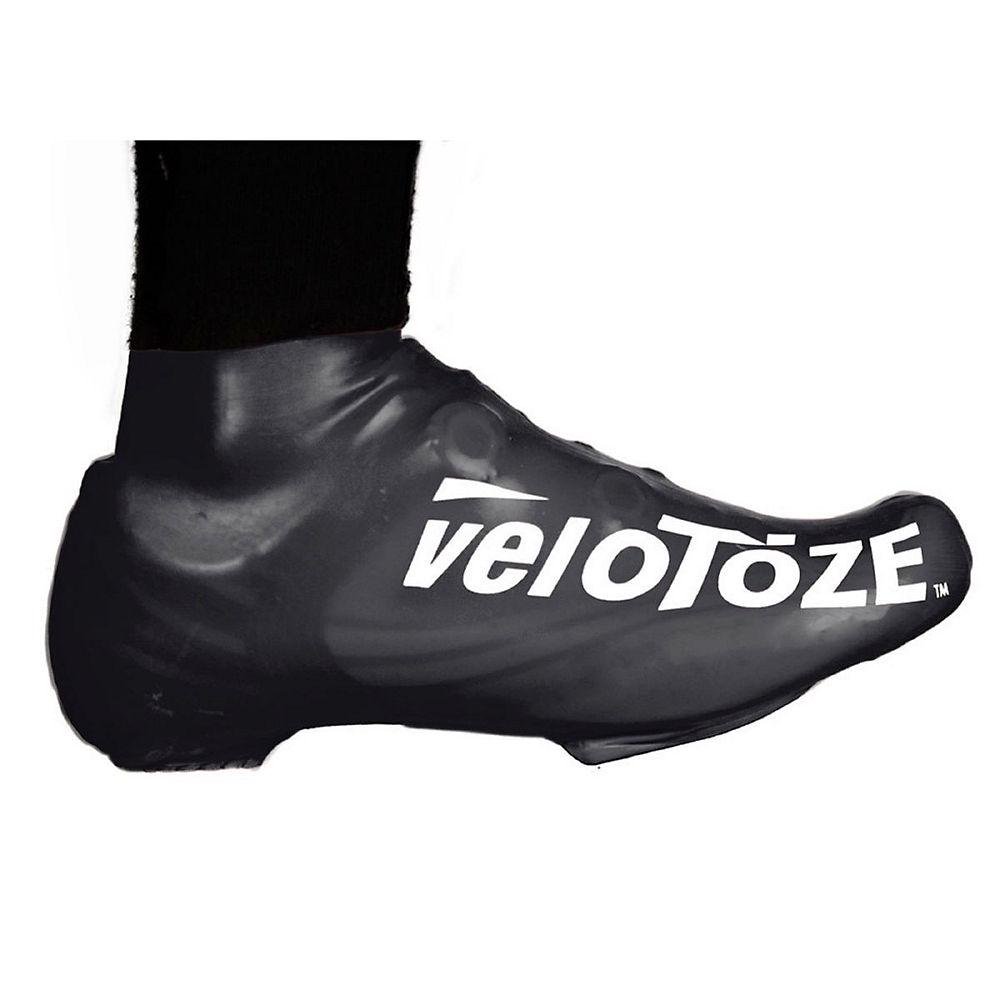 Image of Couvre-chaussures VeloToze Short - Noir, Noir