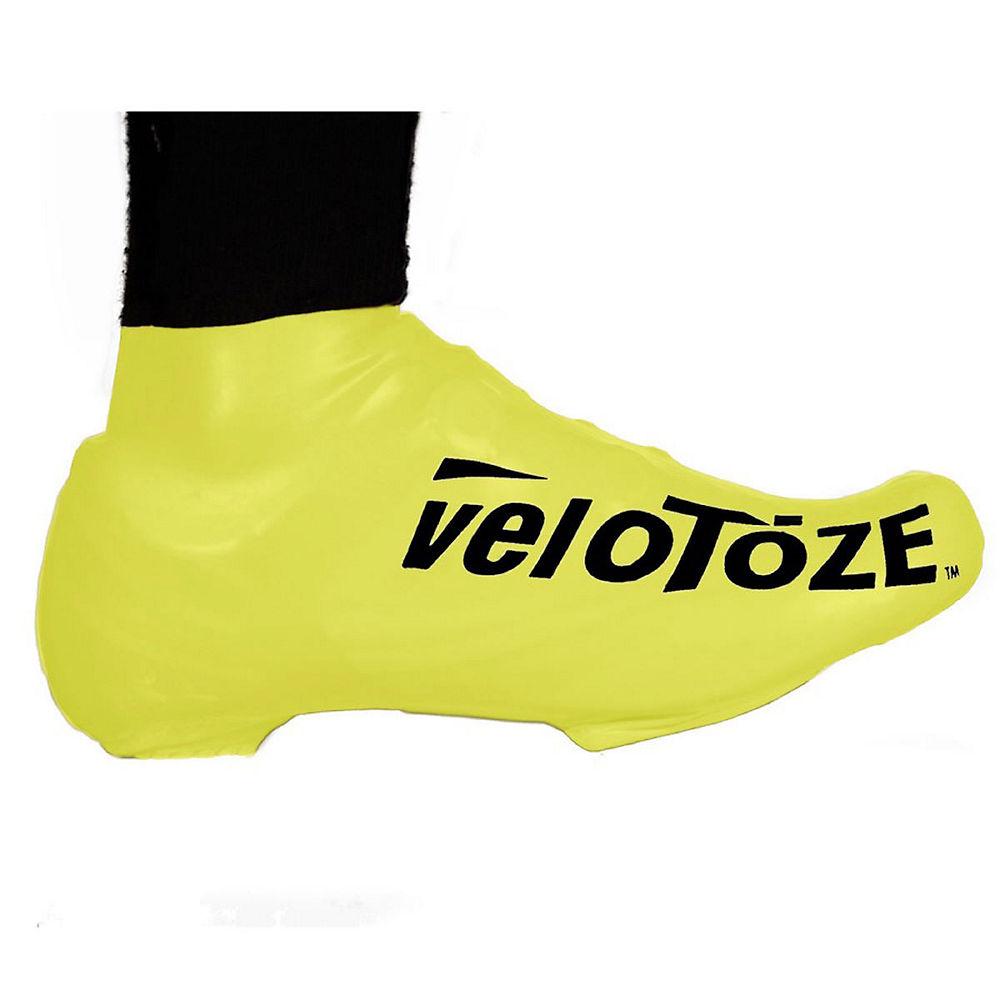 Image of Couvre-chaussures VeloToze Short - Jaune, Jaune