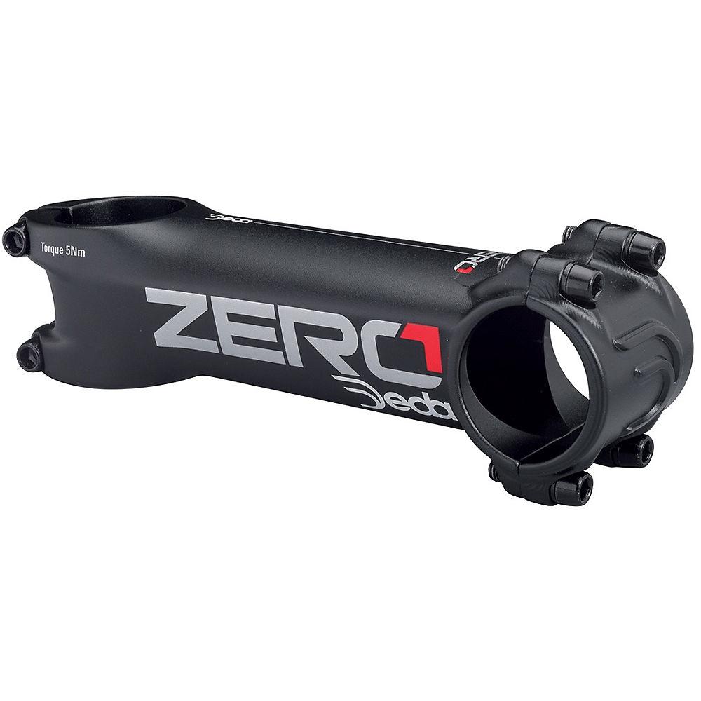 Deda Elementi Zero 1 Road Stem - Black - White - 31.7mm, Black - White