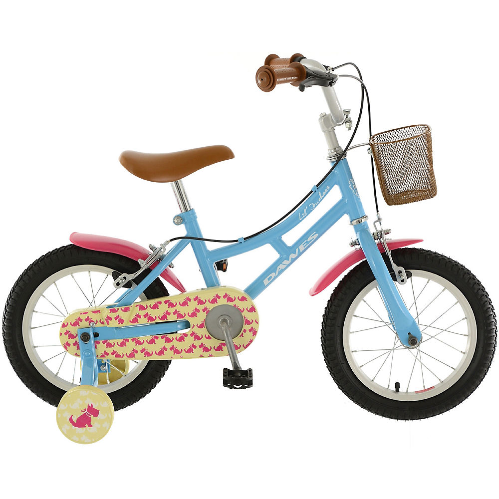 Dawes Lil Duchess 14″ Kids Bike 2018