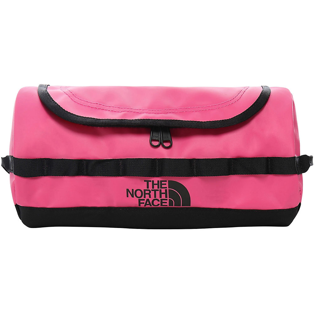 The North Face Travel Canister (L)  - Mr-Pink-TNF Black - One Size, Mr-Pink-TNF Black