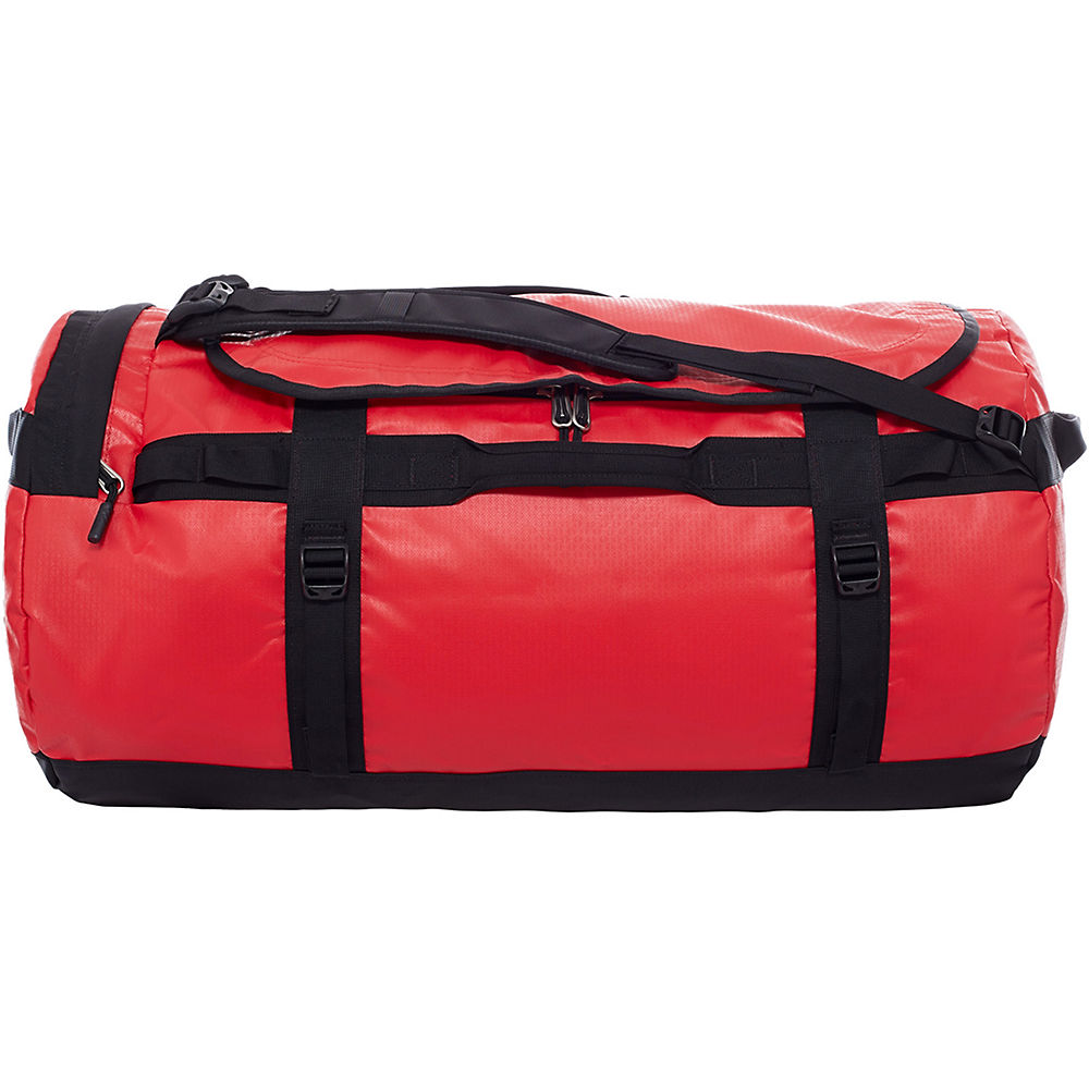 The North Face Base Camp Duffel (large) 2019 - Red-black - One Size  Red-black