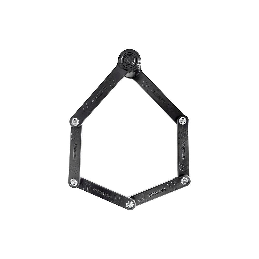 Kryptonite Keeper 585 Folding Lock - Black, Black
