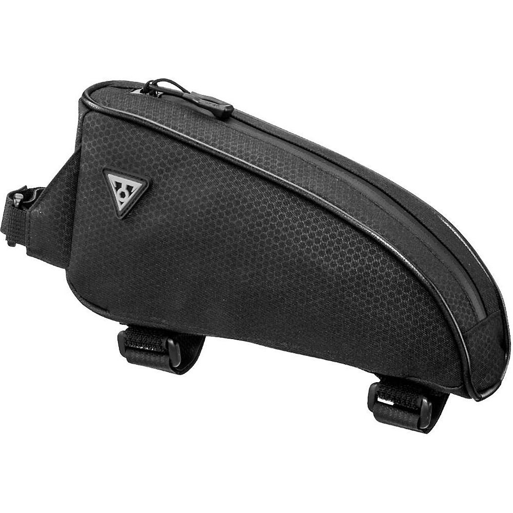 Topeak Toploader Top Tube Bag - Black  Black