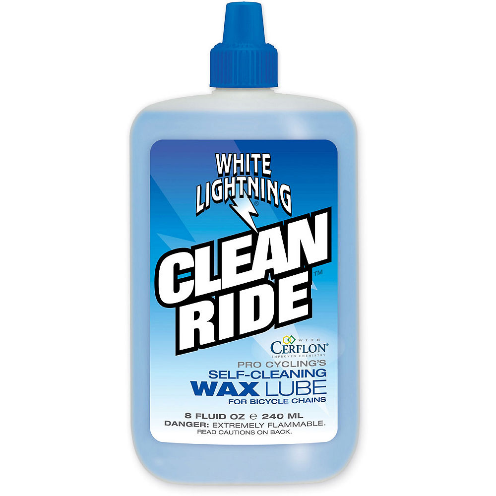 Image of Lubrifiant White Lightning Clean Ride (bouteille de 240 ml)
