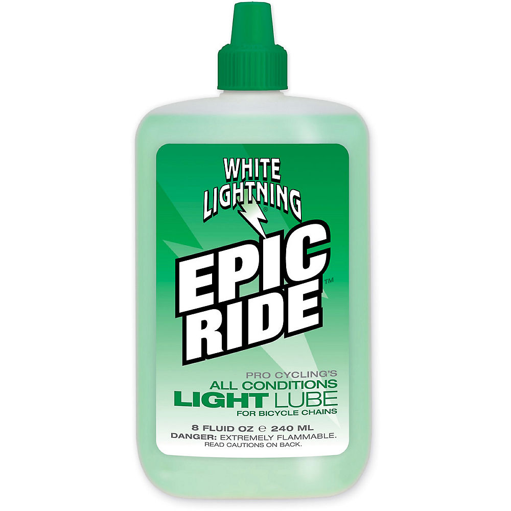 Image of Lubrifiant White Lightning Epic Ride (bouteille de 240 ml) - 240ml
