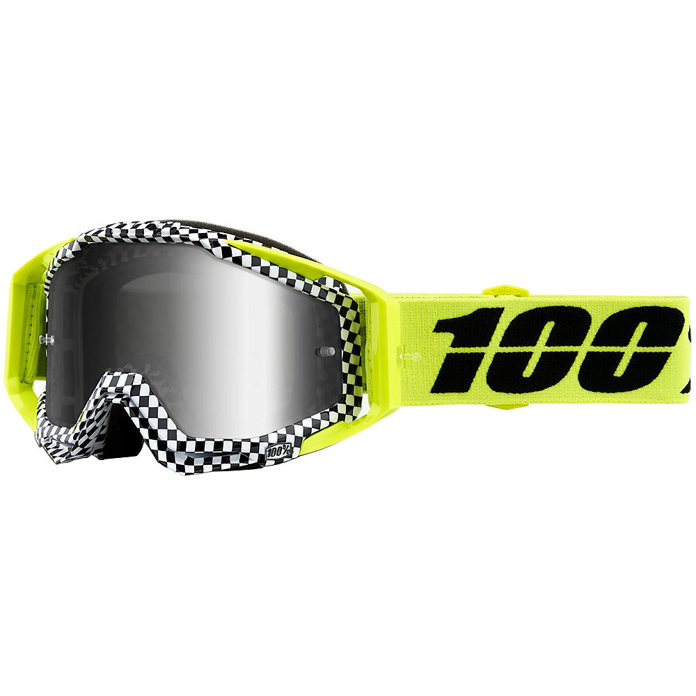 100% Racecraft Goggles - Mirror Lens - Andre  Andre
