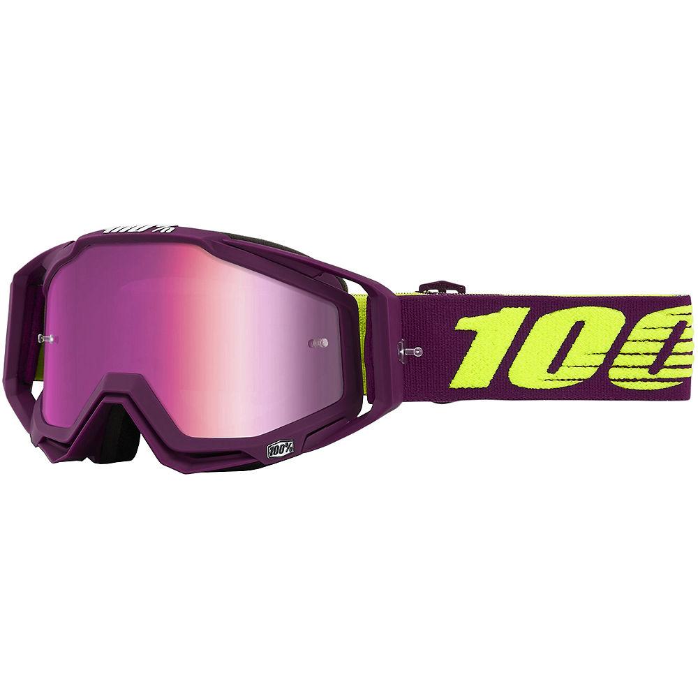 100% Racecraft Goggles - Mirror Lens - Klepto, Klepto