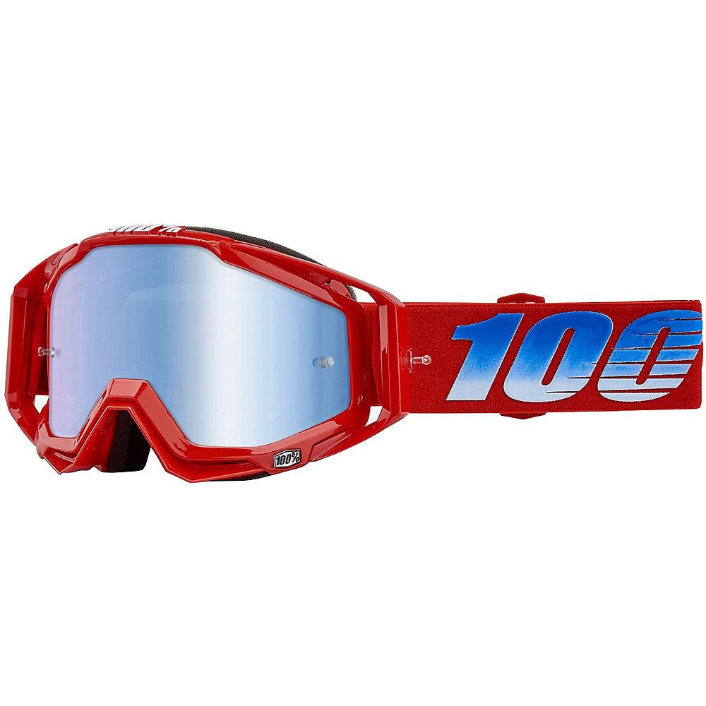 100% Racecraft Goggles - Mirror Lens - Kuriakin, Kuriakin
