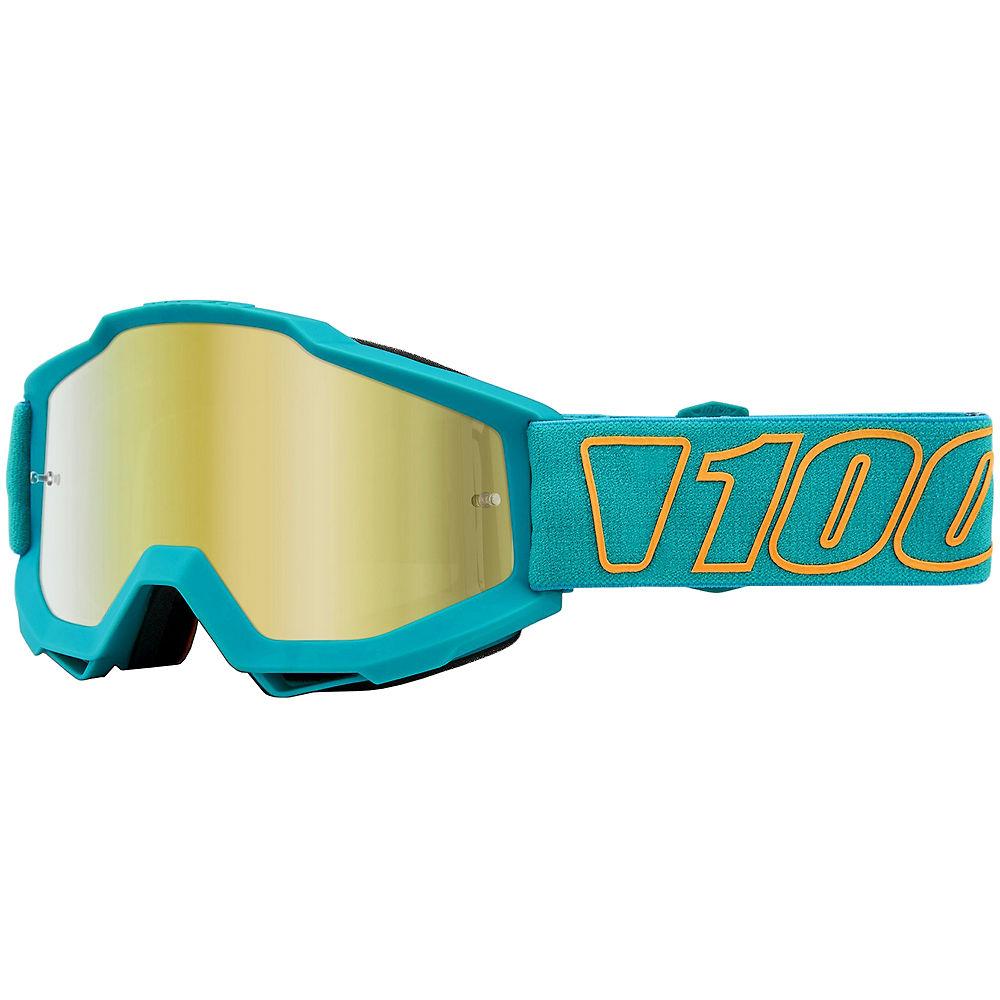 100% Accuri Goggles - Mirror Lens - Gulak, Gulak
