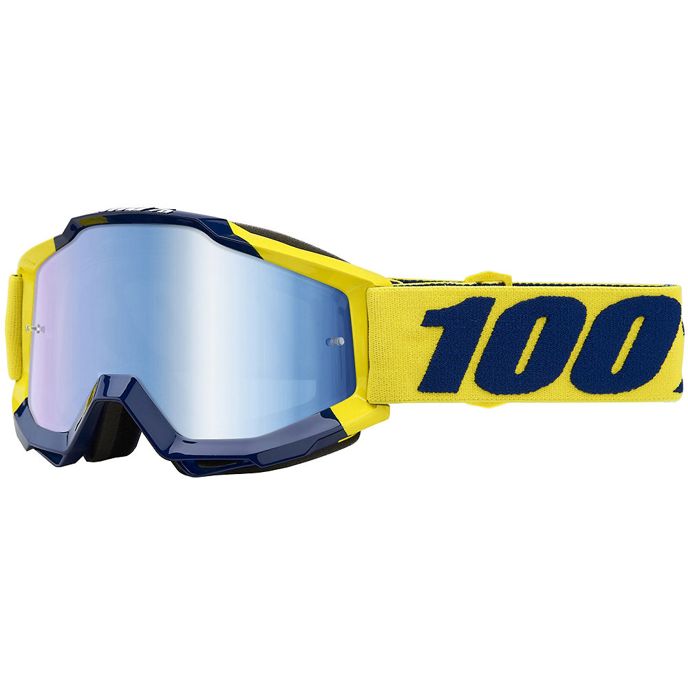100% Accuri Goggles - Mirror Lens - Supply, Supply