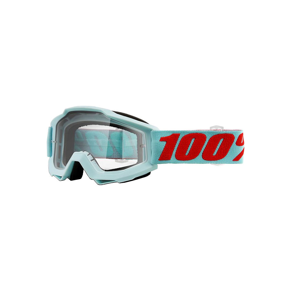 100% Accuri Goggles - Clear Lens - Maldives  - Clear Lens, Maldives  - Clear Lens