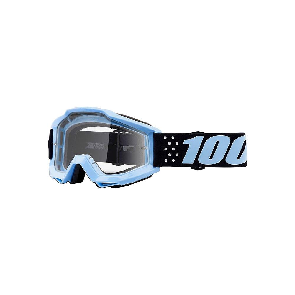 100% Accuri Goggles - Clear Lens - Taichi  - Clear Lens, Taichi  - Clear Lens
