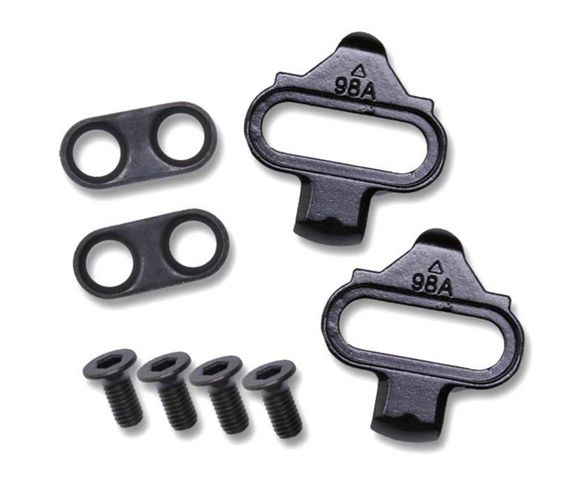 *Cleats Only Shimano SPD Compatible Cleats Wellgo 98A