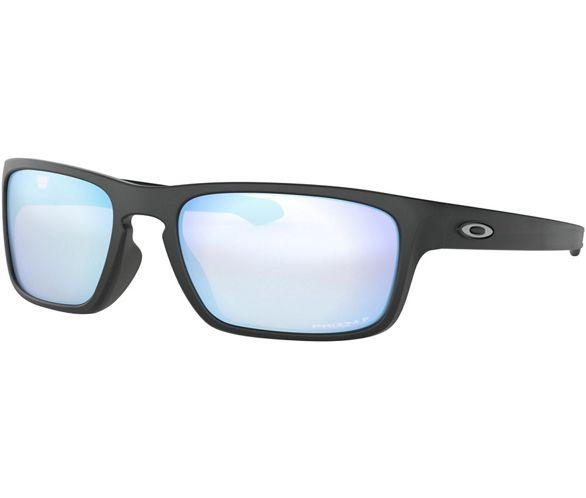 Lunettes de soleil Oakley Sliver Stealth Prizm Deep Water (verres polarisés) 4317f9f52ea8