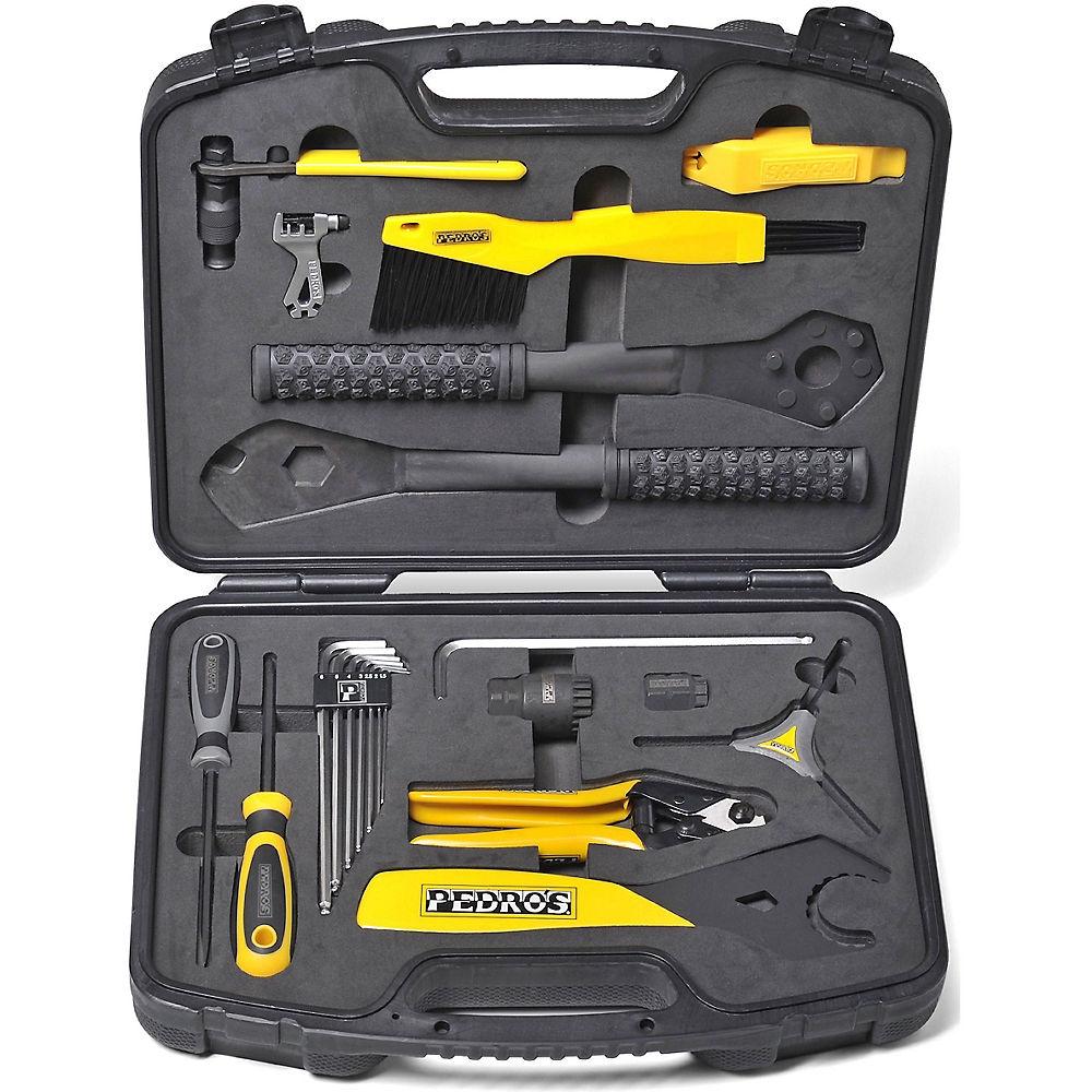 Image of Boîte à outils Pedros Apprentice - Noir/Jaune, Noir/Jaune