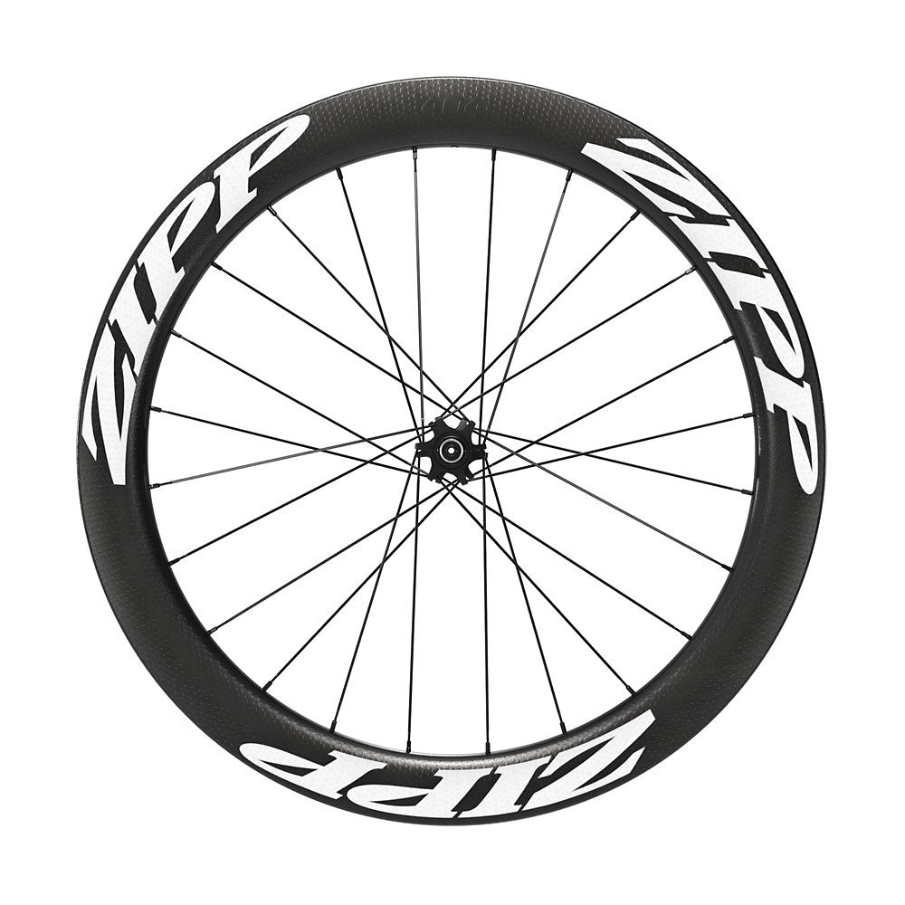 Zipp 404 Carbon Tubeless DB 6-Bolt Rear Wheel 2019 - Blanco - Quick Release & 12x142mm, Blanco