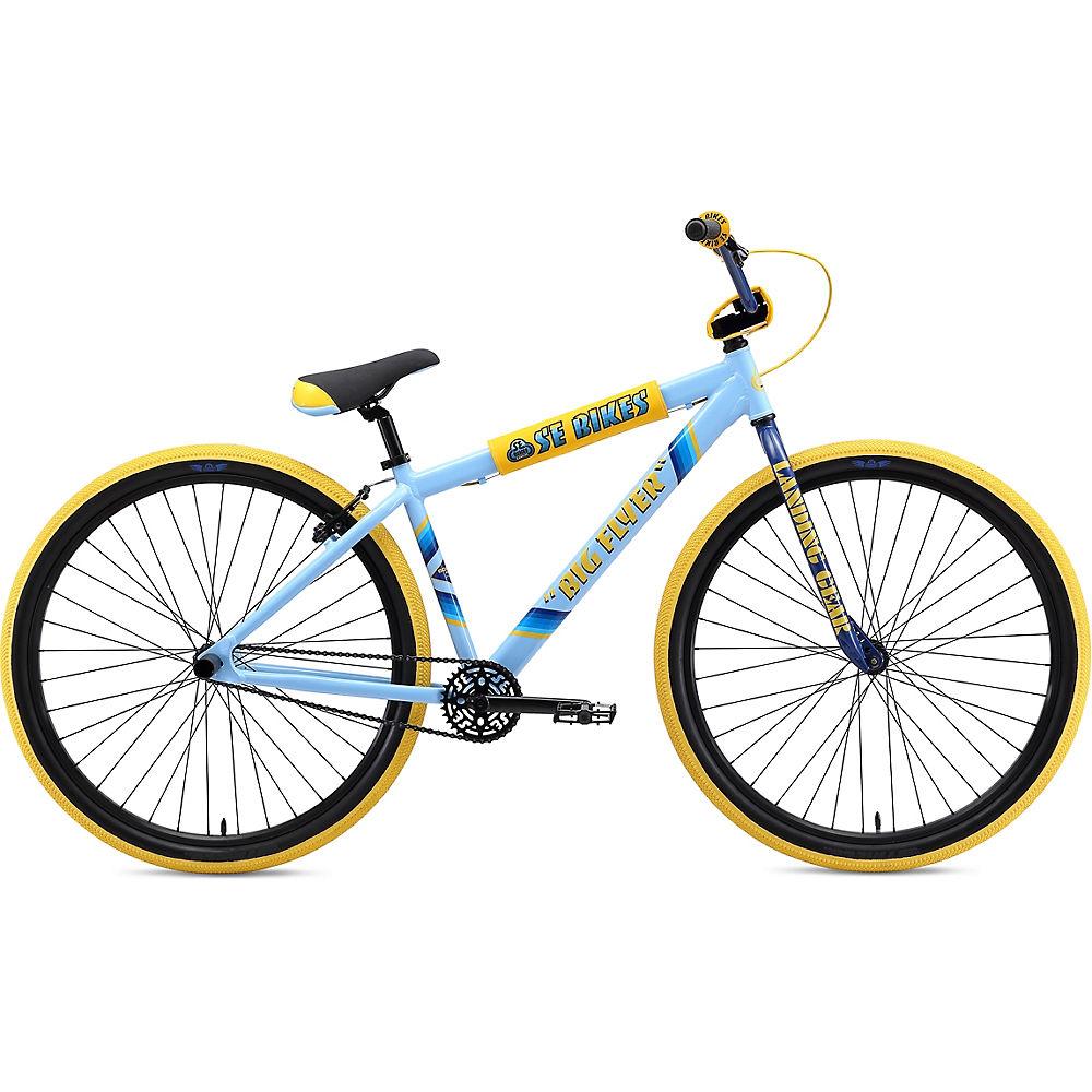 SE Bikes Big Flyer 29 2020 - blu - 23.5
