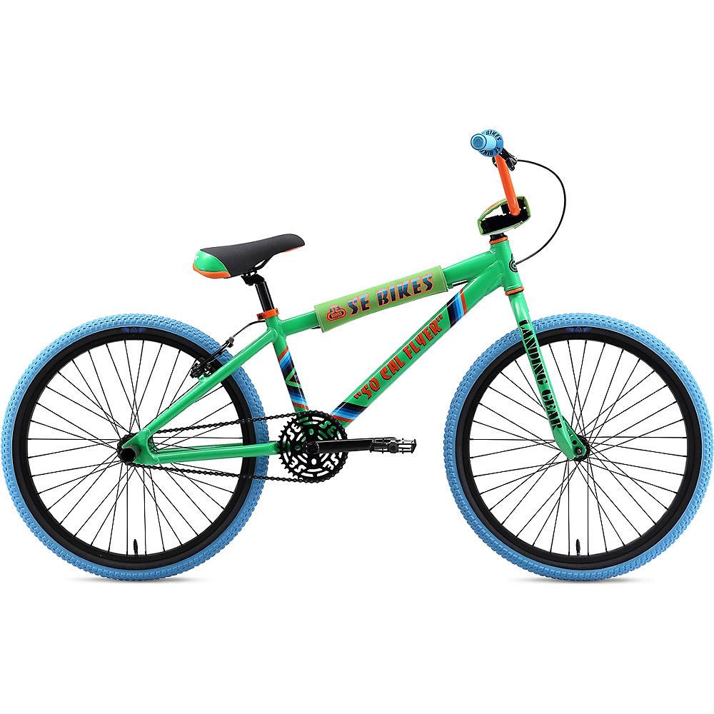 Bici SE Bikes SO CAL Flyer 24 2020 - verde - 21.4