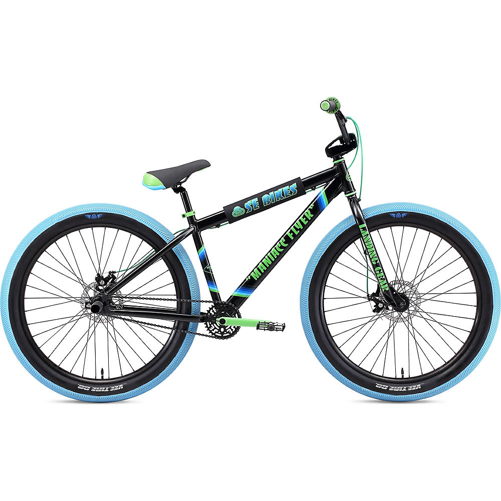 ComprarSE Bikes Maniacc Flyer 27.5+ 2020 - Negro - 16.25