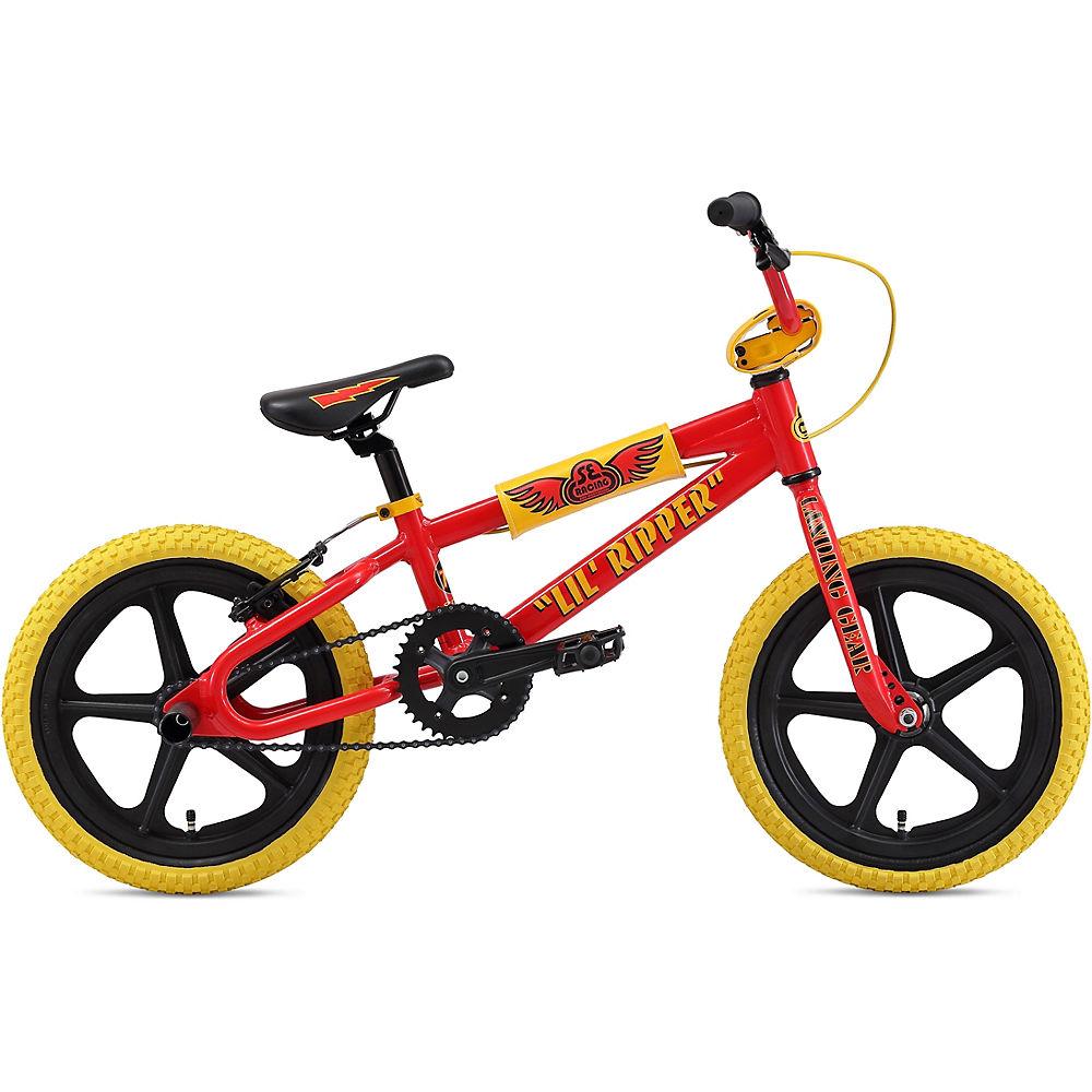 Bici SE Bikes Lil Ripper 16 2020 - rosso - 16.25