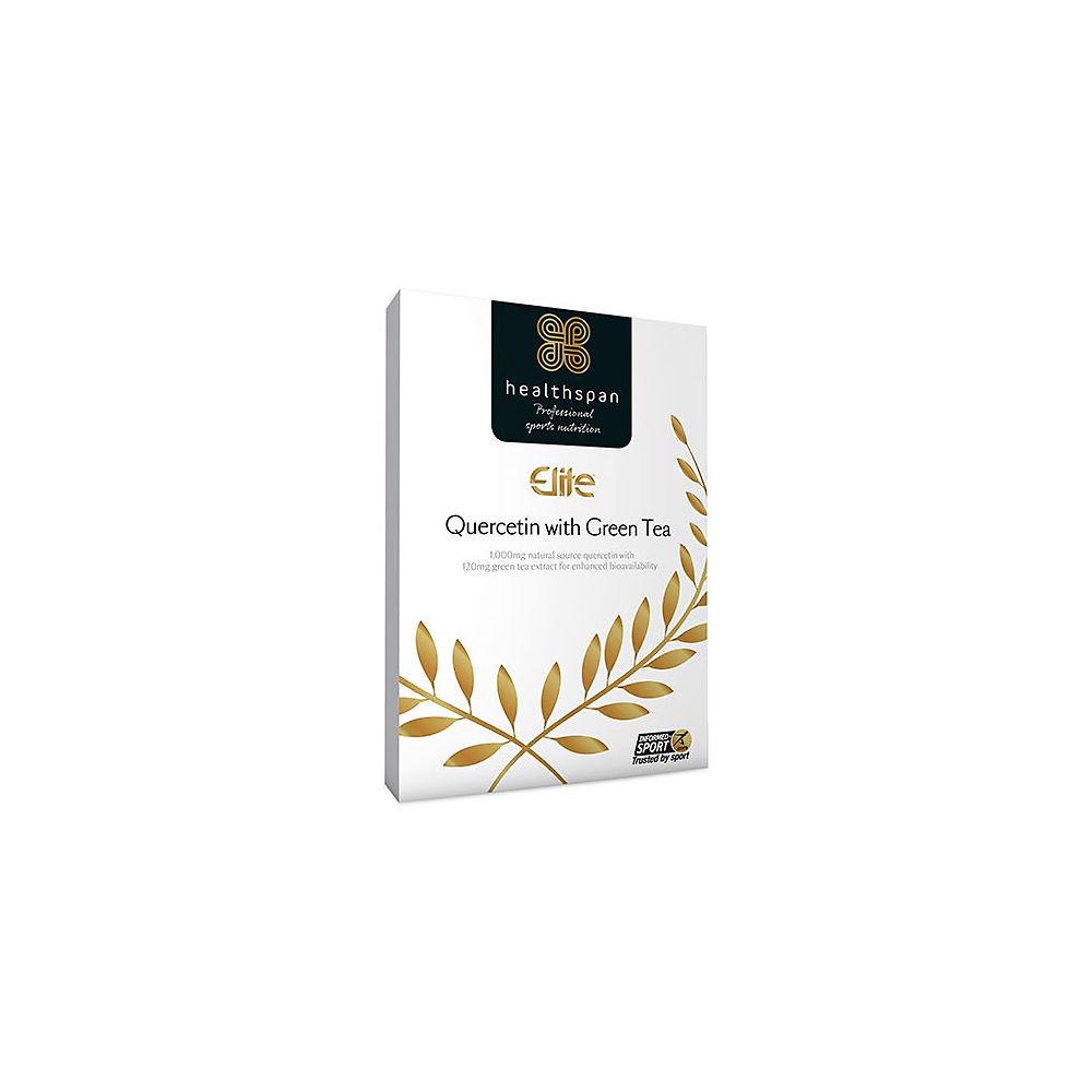 Image of Capsules Healthspan Elite Quercetin (avec du thé vert, 90) - 90 Capsules