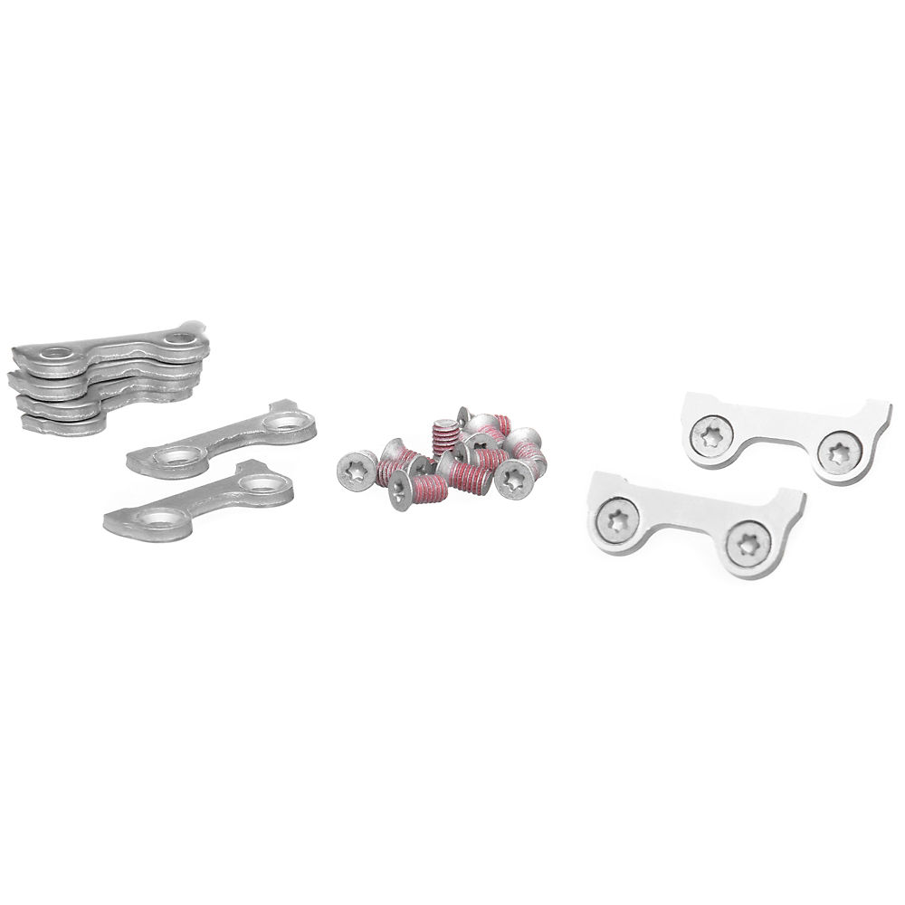 Nukeproof Horizon Cs - Cl Binding Plates - Silver  Silver