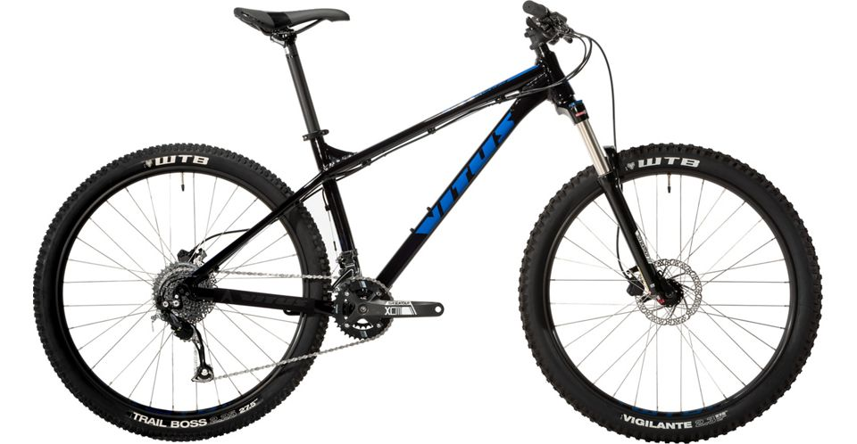 A Look at a Some of the Common Mountain Bike