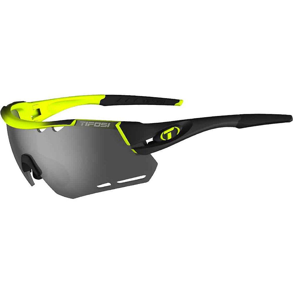Image of Lunettes de soleil Tifosi Eyewear Alliant Race (verre interchangeable, 2018) 2018 - Race Neon, Race Neon