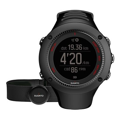 Suunto Ambit3 Multisport Black (HR) 2018