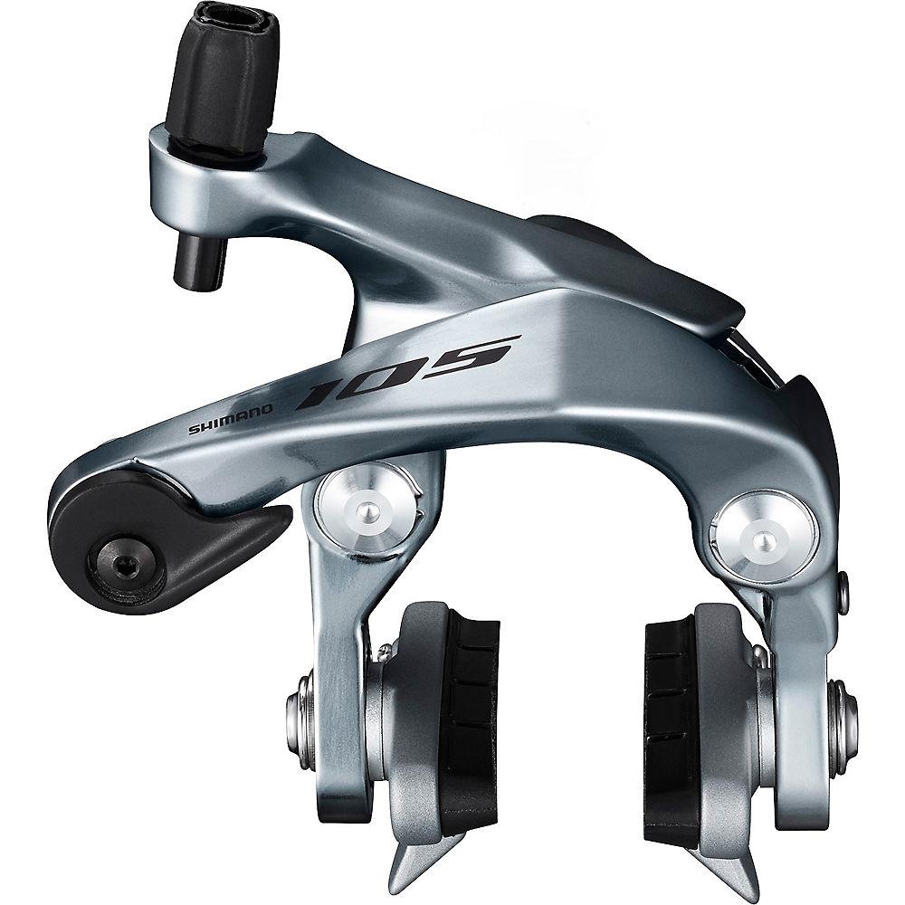 Shimano 105 R7000 Brake Caliper - Silver - Rear, Silver