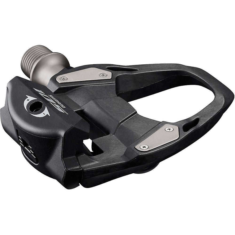 Shimano 105 R7000 Carbon Pedals - Black, Black