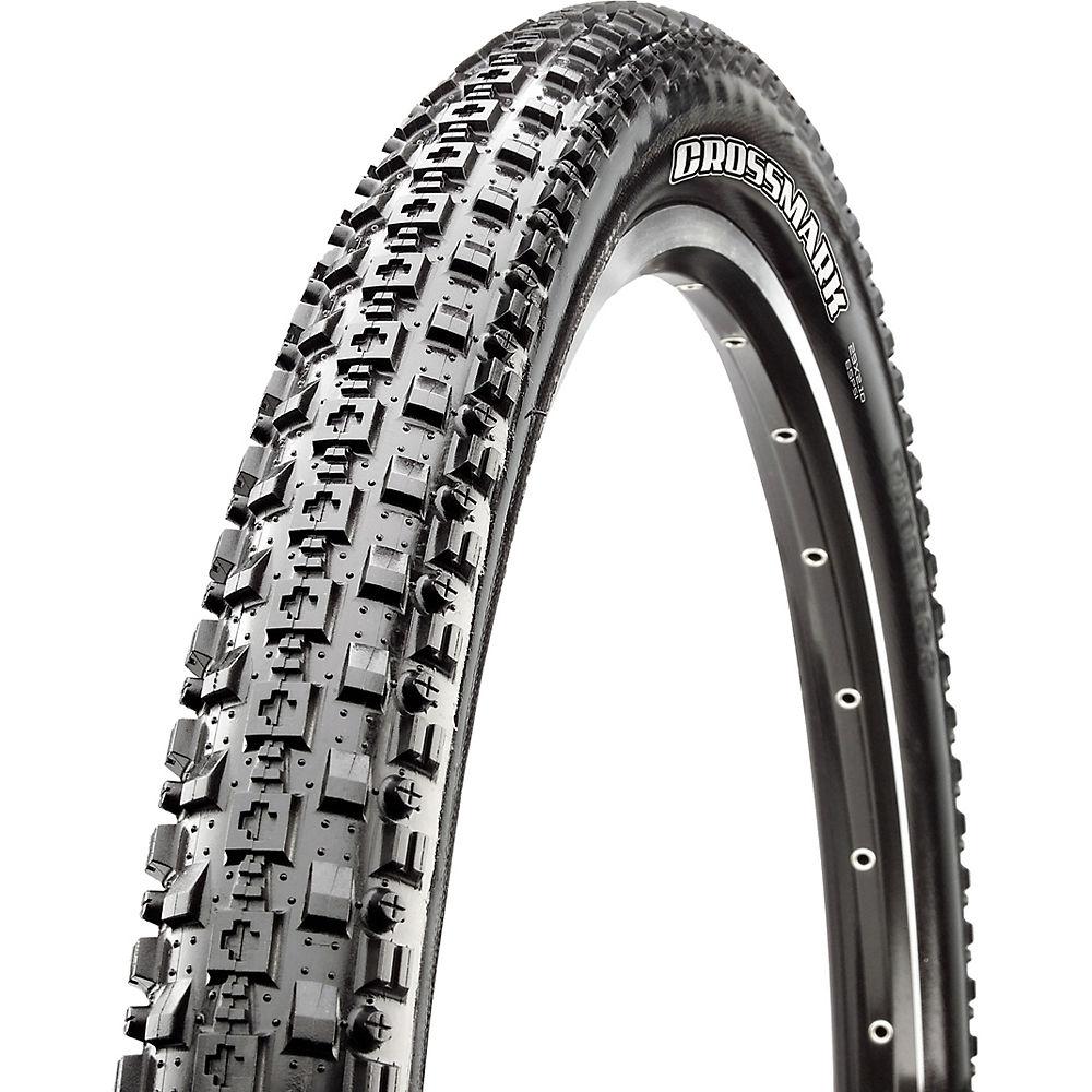 Maxxis Crossmark MTB Tyre - Black - Folding Bead, Black