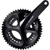 Shimano 105 R7000 Double Chainset (11 Speed)