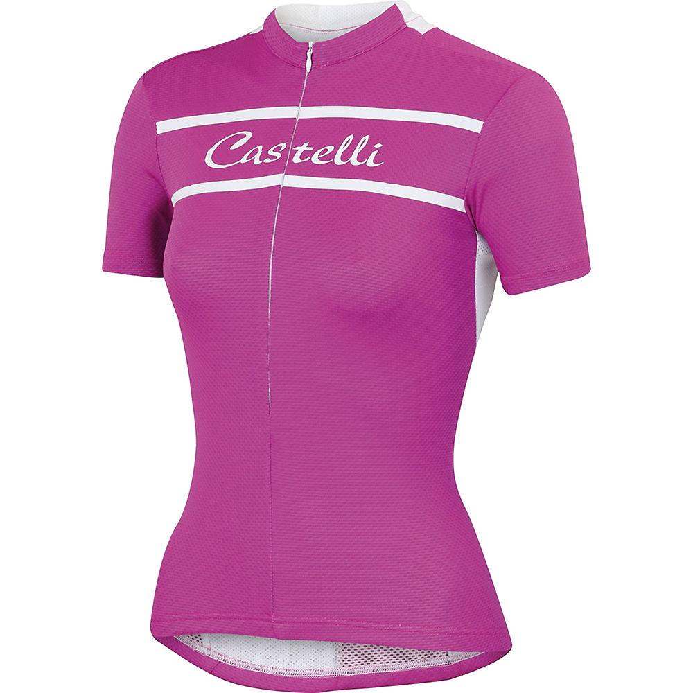 Castelli Women s Promessa Jersey SS16 £35.75 (45% Off). fcf2c5e33