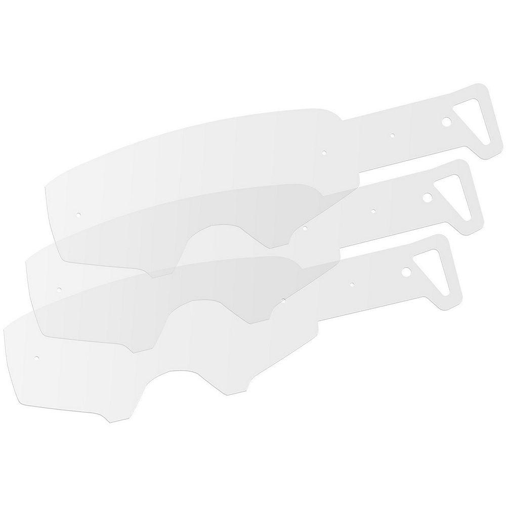 Leatt Tear-off Standard 50-pack  - Clear  Clear