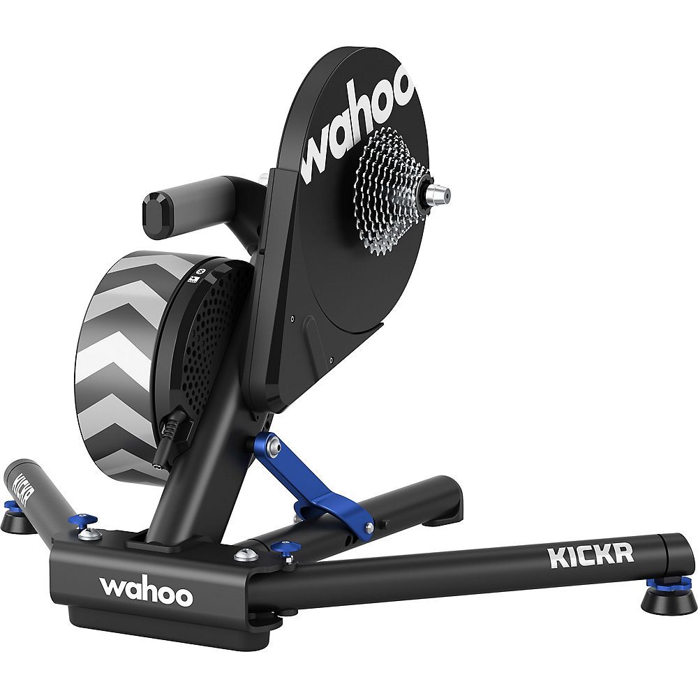 Home trainer Wahoo KICKR Smart Noir Chainreactioncycles