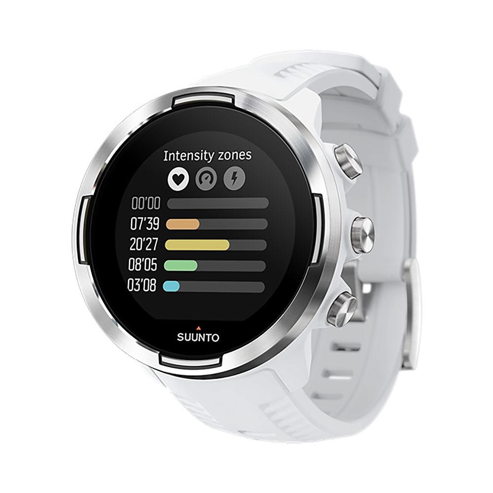 Suunto 9 Baro GPS Multisport Watch - Blanco, Blanco
