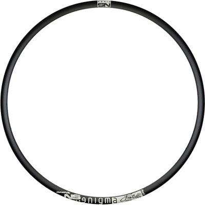 NS Bikes Enigma Rock MTB Rim 2019 - Black-White - 32H, Black-White   bike rim