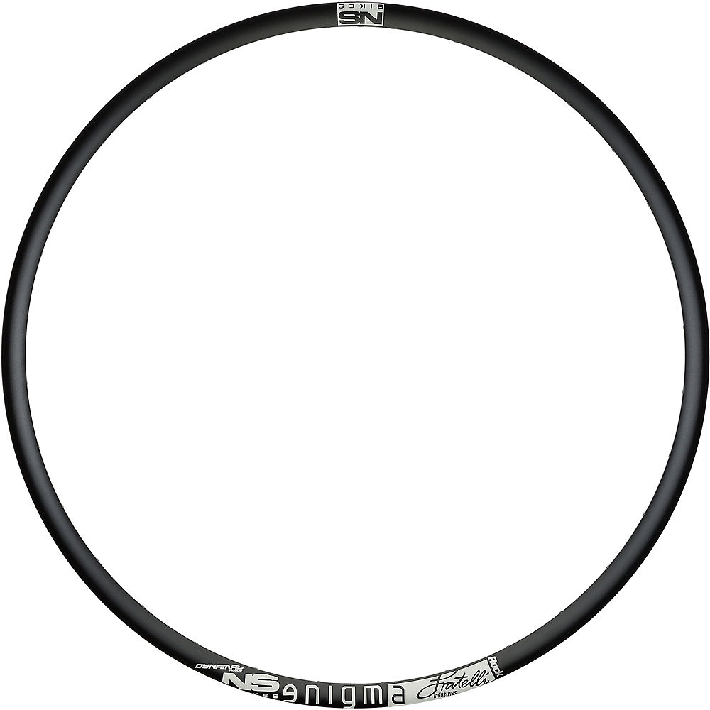 NS Bikes Enigma Rock MTB Rim 2019 - Black - White - 29