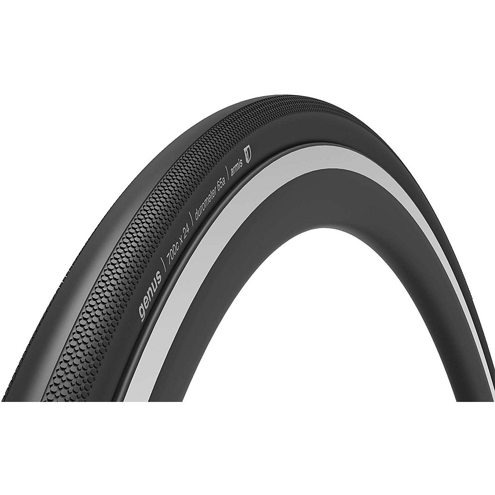 Image of Ere Research Genus Clincher 120TPI Folding Road Tyre - Noir - 700c, Noir