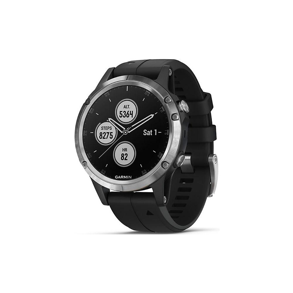 Montre GPS Garmin Fenix 5S Plus 2018 Argent Chainreactioncycles