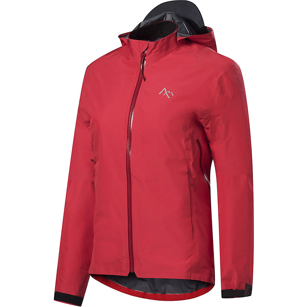 Image of 7Mesh Women's Revelation Jacket - Hot Coral, Hot Coral