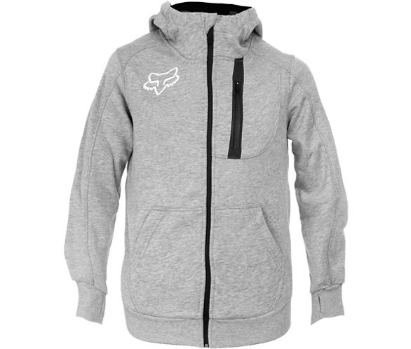 Fox Racing Pit Tech Zip Fleece SS17  a2ca0c744