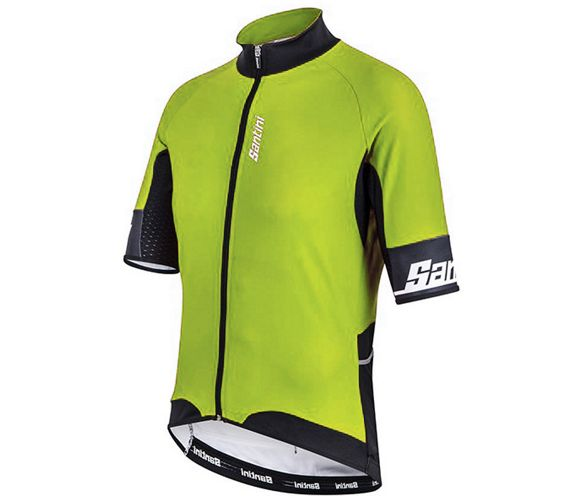 b50bb5637 Santini Beta Windstopper Short Sleeve Jersey SS16