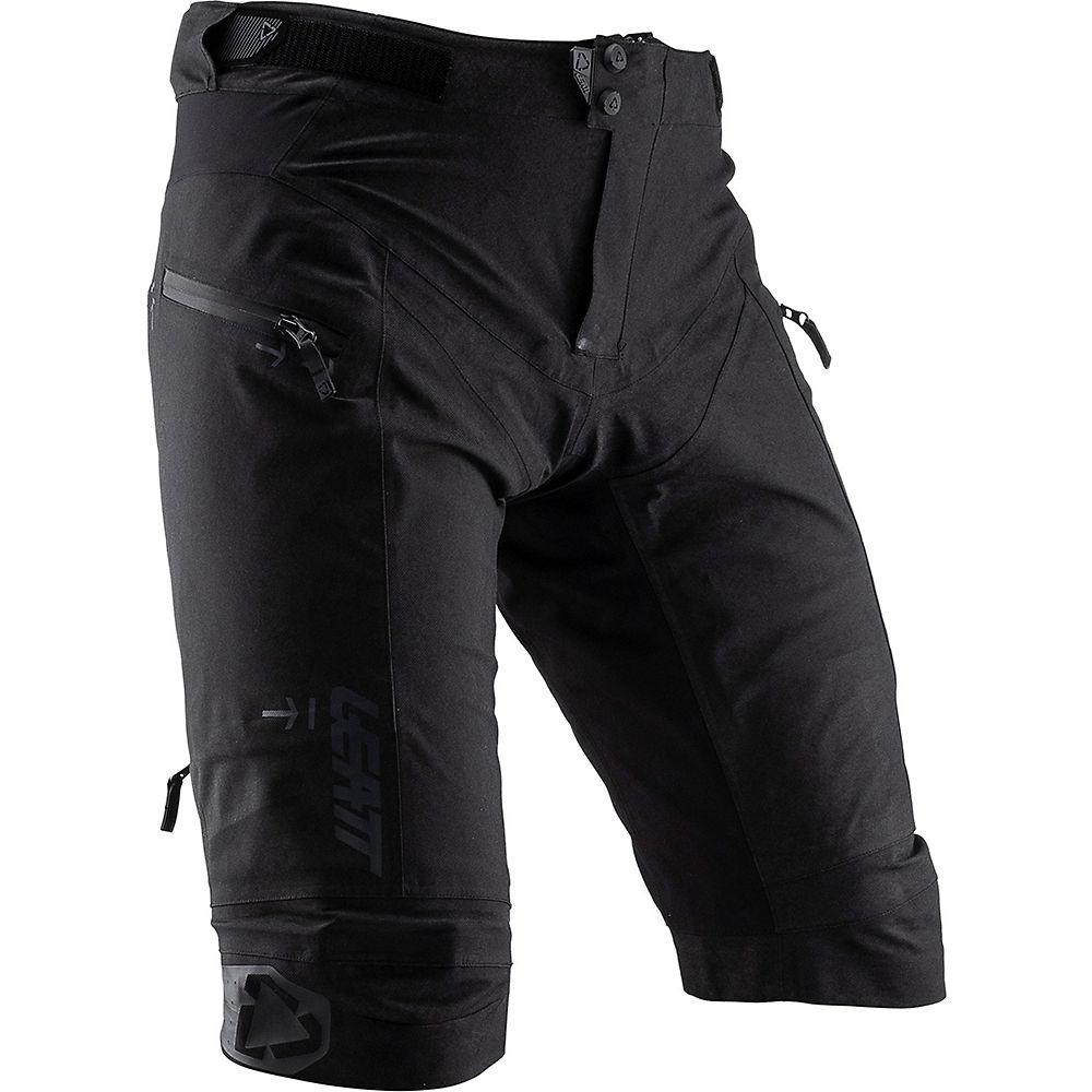 Leatt DBX 5.0 Shorts – Black, Black